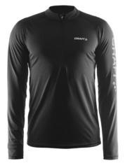 Мужская рубашка для бега Craft Prime Run 1902495-9999 черная