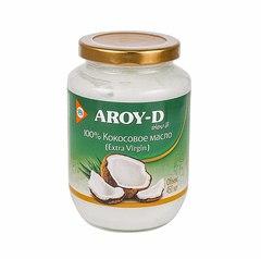 Кокосовое масло, 450 гр., Aroy-D
