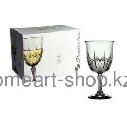 440147-6 бокал 270 ml супериор карат 6*4 ;