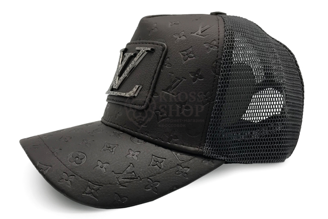 Бейсболка Louis Vuitton Skin Black