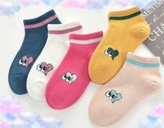 Носки для девочек (10 пар) арт. СВ8000-14 (р. 4-6 )