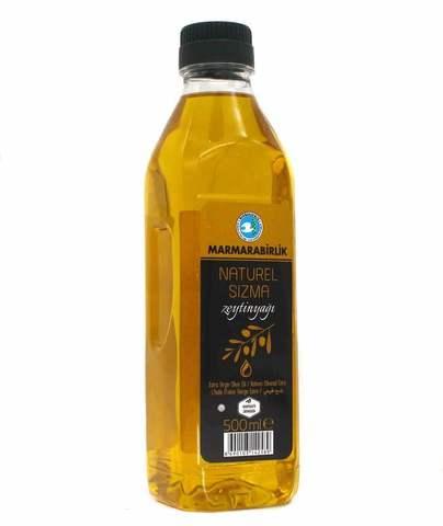 Оливковое масло Extra Virgin (пластиковая бутылка), Marmarabirlik, 500 мл