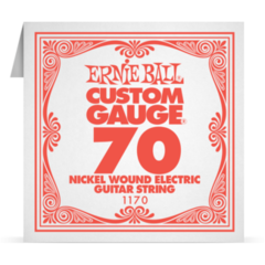 1170 Ernie Ball Nickel Wound Single String 0.70