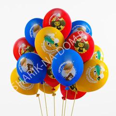 "Воздушные шары ""Чебурашка"""