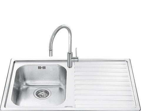 Кухонная мойка Smeg LM861D-2