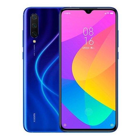 Смартфон Xiaomi Mi A3 4/64GB Blue (Синий)  (Global Version)