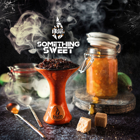 Табак Burn Black Something Sweet 100 г