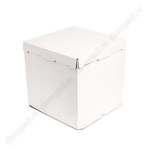 Короб  30 х 30 х 30 см для тортов до 5 кг