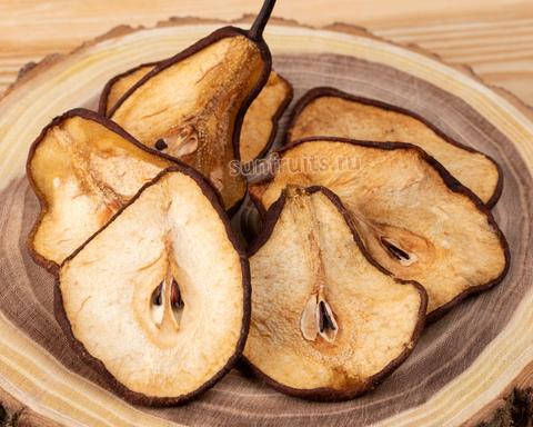 фруктовые чипсы из груши сладкие