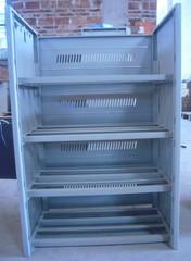 Железный шкаф для АКБ Gewald Electric C16-10 - фото 2