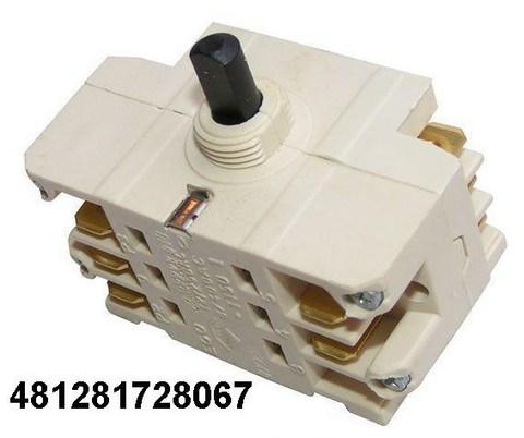 Переключатель мощности конфорки EGO 41.32723.010, см.049824