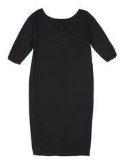 GDR014448 Платье женское. черное