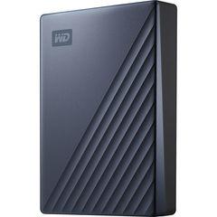 Жесткий диск внешний Western Digital 5TB My Passport Ultra USB-C (Синий) WD