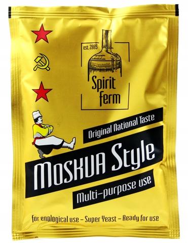 Дрожжи SpiritFerm MOSKVA STYLE (140гр)
