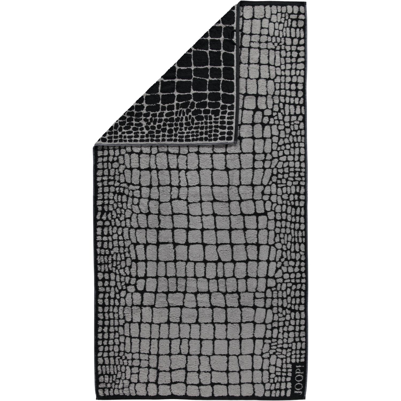 Полотенце 80х150 Cawo-JOOP! Gala Croco 1644 серое