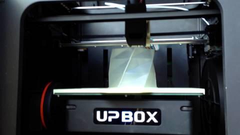 3D-принтер TierTime UP Box+