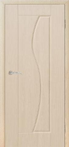 Дверь Сибирь Профиль Элиза, цвет беленый дуб, глухая