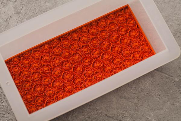 Текстурный лист Розы