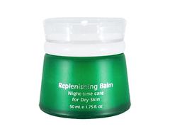 Replenishing balm night - Time care - бальзам (ночной крем для сухой кожи)