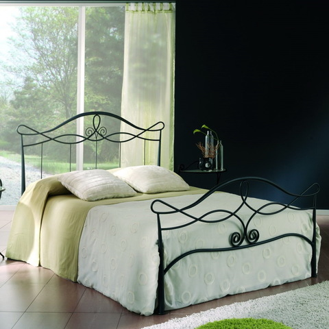 Кровать DUPEN (Дюпен) 512 SORAYA