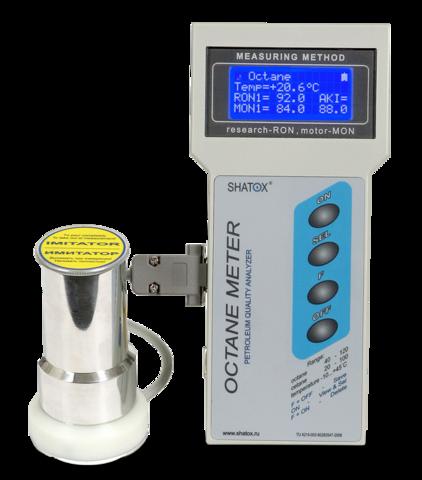 Анализатор нефтепродуктов октанометр  SX-100K