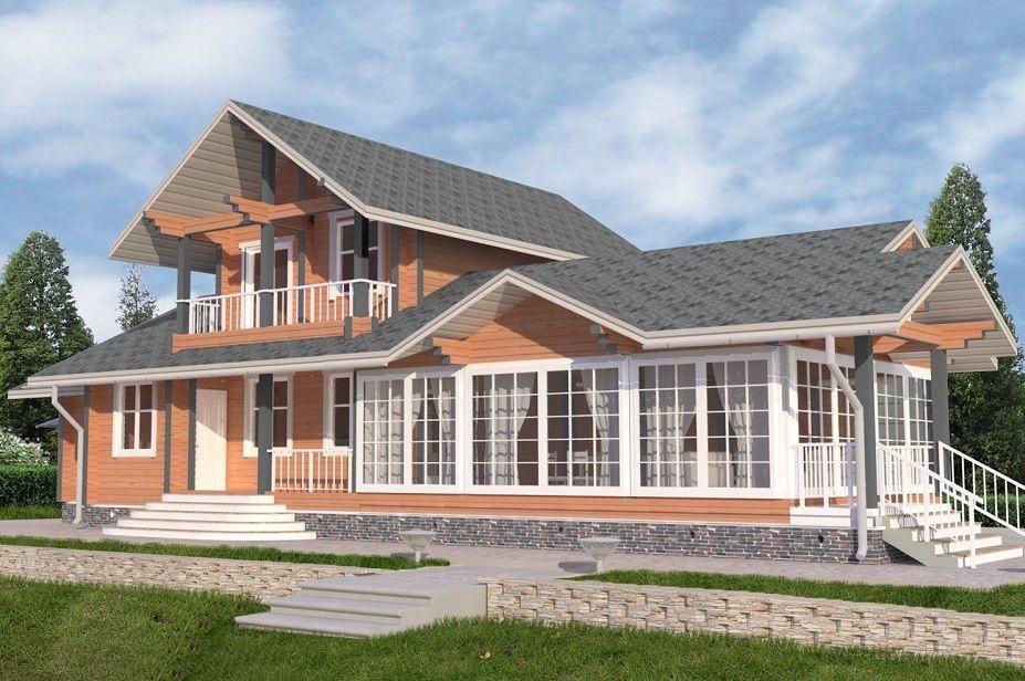"Строительство домов из бруса и бревна Баня из бруса ""МД-Б-176"" 176 кв.м. b-176.jpg"