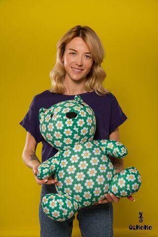 Подушка-игрушка «Сотовый медведь»-2