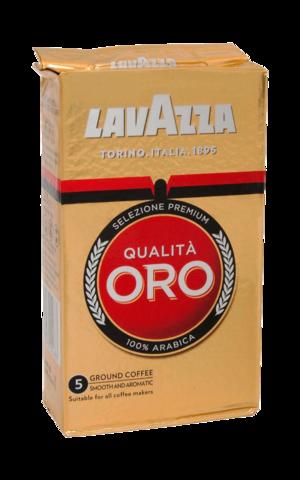 Кофе молотый Lavazza Qualita Oro, 250 г, вакуумная упаковка