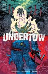 Undertow (С автографом Артёма Траханова)