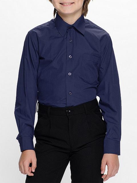 TH20 рубашка для мальчиков, темно-синяя