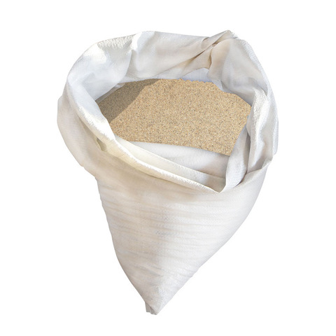 Песок строительный сухой 25кг