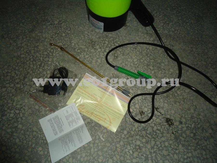 Опрыскиватель электрический Комфорт (Умница) ЭО-5 цена