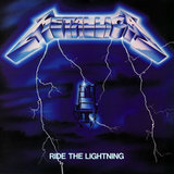 Metallica ‎/ Ride The Lightning (LP)