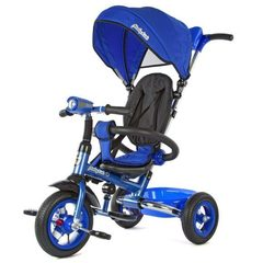 Велосипед Moby Kids Junior-2 T300-2 Blue