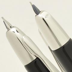 Перьевая ручка Pilot Capless Raden (水面 — Минамо — водная гладь: перо Fine)