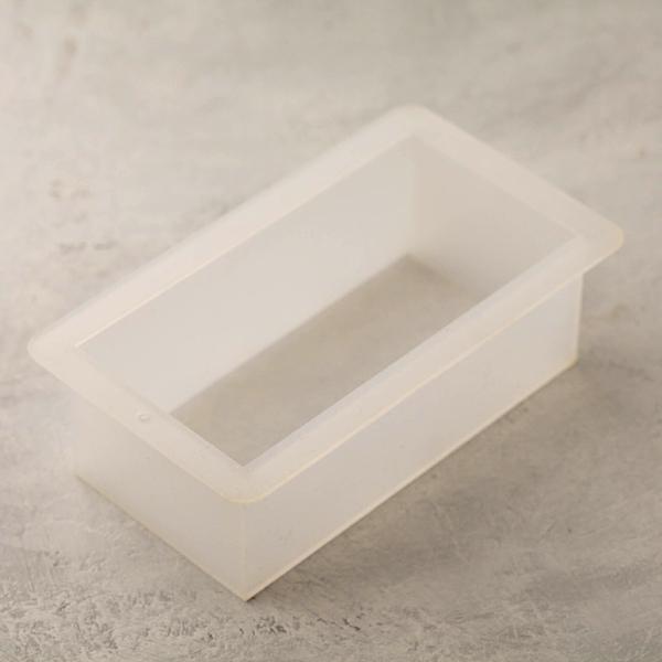 Прозрачная форма для мыла под нарезку