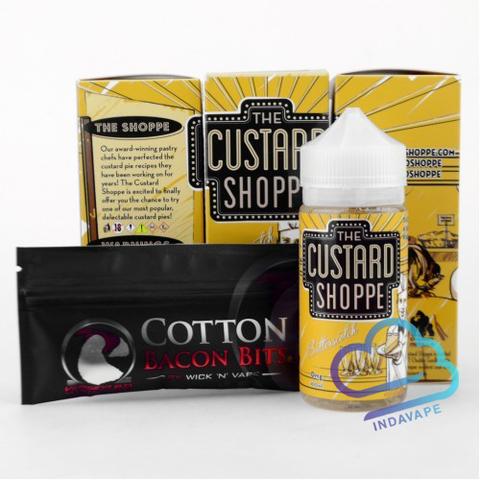 The Custard Shoppe - Butterscotch (clone)
