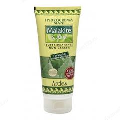 Ardes усиленное увлажнение Малахит&Алое (Hydrocrema Mani Malakite Aloe), 75 мл