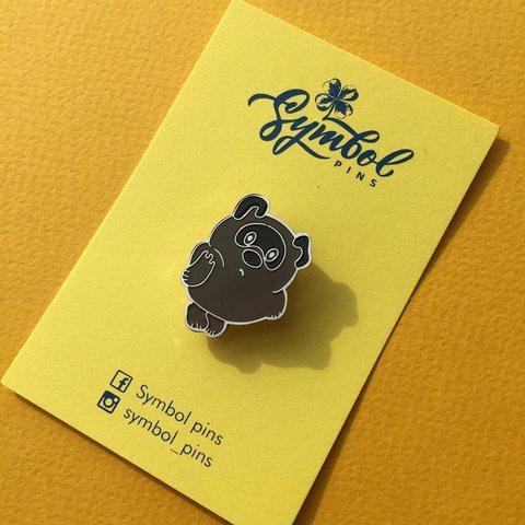 Значок, пін Symbol pins Вінні