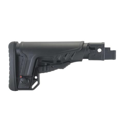 Пластиковый приклад на АК-74