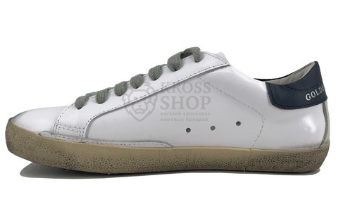 Golden Goose Deluxe Brand Women's White/Black/Beige