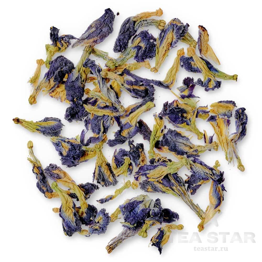 Травы и добавки Синий чай из Таиланда, Чанг Шу, Анчан, 50 гр anchan_siniy_chay.jpg
