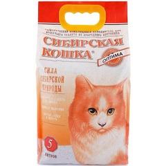Наполнитель для кошек, Сибирская Кошка Оптима