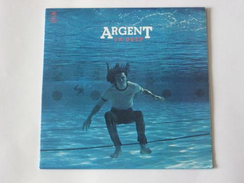 Argent / In Deep (LP)