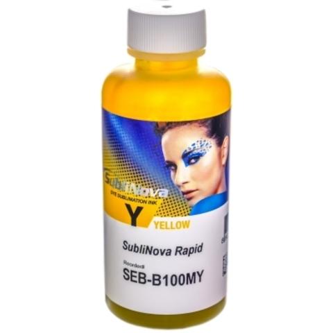 Чернила сублимационные InkTec Rapid SEB-B100MY yellow (желтые) 100 мл