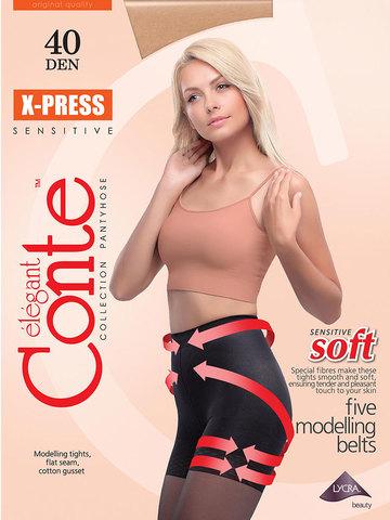 Колготки X-Press 40 Conte
