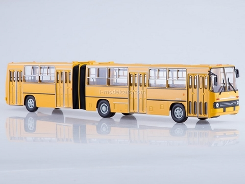 Ikarus-280.33 yellow Soviet Bus 1:43