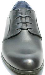 Стильные мужские туфли на свадьбу Ikos 060-4 ClassicBlue
