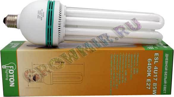 Энергосберегающая лампа Foton Lighting 85 Вт