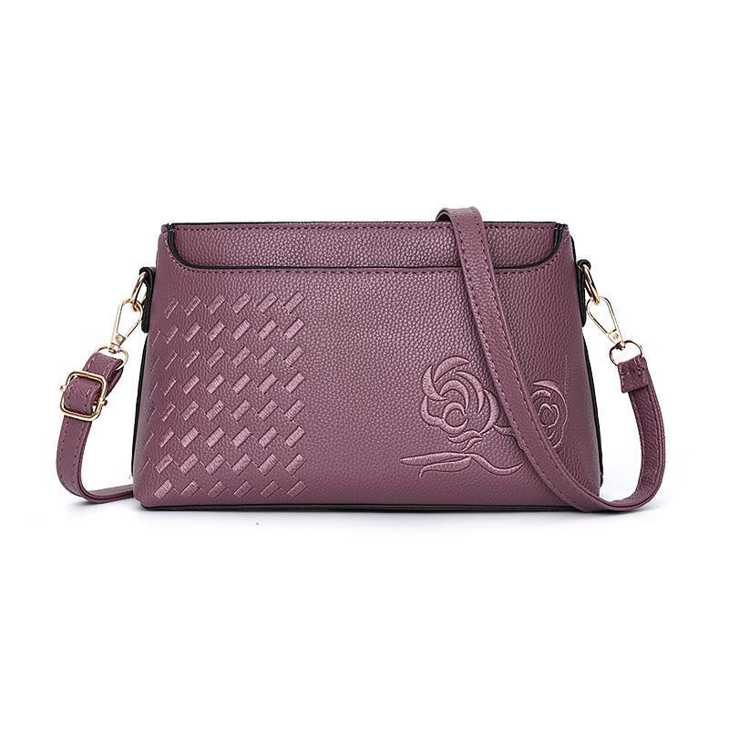 4442-5 Purple Сумка женская